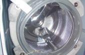 Hoe Vervang deur Boot zegel op voorste Load wasmachine