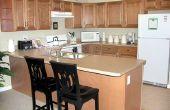 Hoe installeer ik een laminaat keuken Countertop