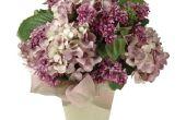 Welke andere bloemen kan ik gebruiken in plaats van hortensia's in een belangrijkst voorwerp?