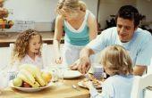 Wanneer moet u maken kinderen proberen voedsel beginnen?