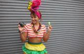 5-dollaropslag Halloween kostuum Hacks