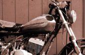 Onderhoudsinstructies voor een Harley