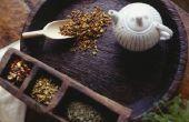 De voordelen van de thee van de Orange Pekoe
