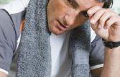 Is het slecht om werk uit tot uitputting?
