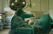 Het gemiddelde salaris van een rug-chirurg