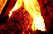 Hoe installeer ik blauwe vlam Log aanstekers