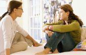 Hoe om grenzen te stellen voor tieners