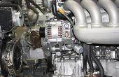 Brandstof pomp Check Valve symptomen in een Mitsubishi Eclipse
