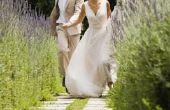 Keltische Ierse bruiloft kapsels