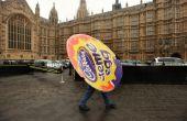 How to Make Cadbury Creme eieren