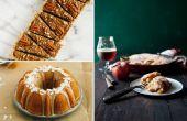13 Thanksgiving Desserts die niet van de pompoen taart