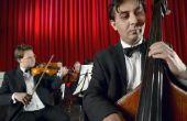 Hoe te kleden voor de prestaties van een symfonie