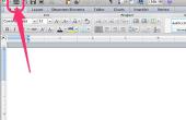 Hoe maak ik een gast boekenpagina in Microsoft Word?