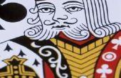 Hoe te spelen koningen in het kaartspel van hoek