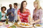 Wat te doen wanneer uitgenodigd voor het diner