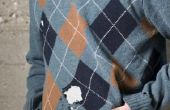 Hoe te repareren van een gat in een wollen trui