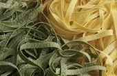 How to Cook verse Pasta deeg