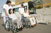 Hoe te beginnen een rolstoel vervoer bedrijf