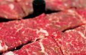 Hoe te snijden een Flat Iron Steak
