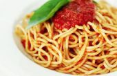 Wat kan worden vervangen voor grond kalfsvlees in Bolognese?
