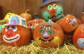 Halloween ambachtelijke activiteiten voor ouderen