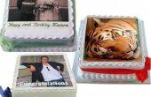 Verjaardag Cake ideeën voor vrouwen