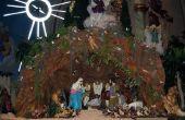 Kerk Kerstmis Spelletjes
