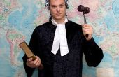 Hoe word ik een rechter in Engeland