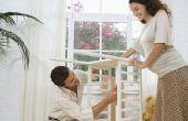 Problemen met antieke Cribs