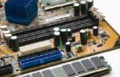 Hoe een South Bridge-moederbord IC Reball