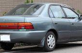 1996 Toyota Corolla FAQs