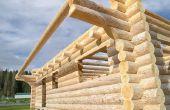 How to Build een ronde Log Post & Beam