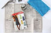 Leren naaien: Hoe lees ik een patroon van naaien