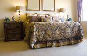 Goedkope ideeën voor een slaapkamer remodelleren
