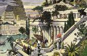 Hoe maak je eigen hangende tuinen van Babylon