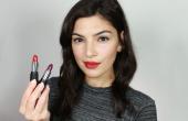 Hoe te dragen van de kleur van een vet Lip