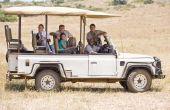 De ideeën van de gift voor vrienden, gaande van een Safari