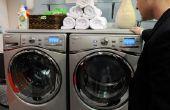 Hoe te annuleren de startvertraging op Whirlpool wasmachines