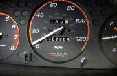 How to Reset het licht voor een Mitsubishi Airbag