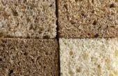 Hetzelfde soort schimmel groeien op alle soorten brood?