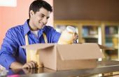 Het bepalen van de U.S. Postal verzendkosten