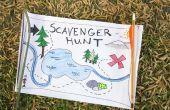 Hoe te ontwikkelen van een Scavenger Hunt voor volwassenen