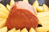 Hoe om te koken rundvlees ronde oog geroosterd in een Crock-Pot