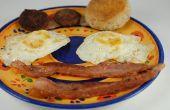 Meest populaire ontbijt Foods