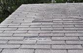 Hoe te detecteren dak hagelschade