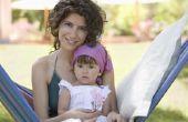 Hoe maak je Baby hangmat