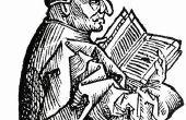 Hoe schrijf je een brief in het oude Engels