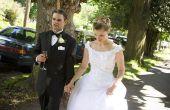 Etiquette over het openen van huwelijksgeschenken
