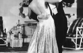 Glamoureuze Hollywood avondjurken van de jaren 1930