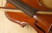 Salaris van de tweede viool in de New York Philharmonic